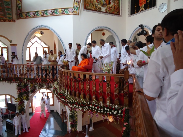 Sathya Sai Baba at Simla