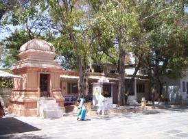 The Hanuman Temple, Puttaparthi