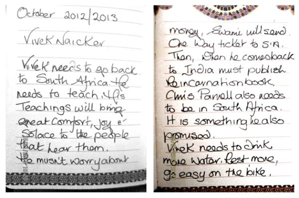 Sue Kelly Christie's Diary