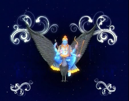 Shani - planetary deity for Saturn