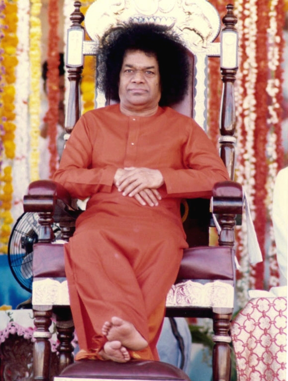 Sathya Sai Baba of Puttaparthy
