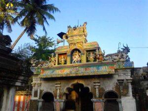 Thirunaraiyur Saneeswaran Temple