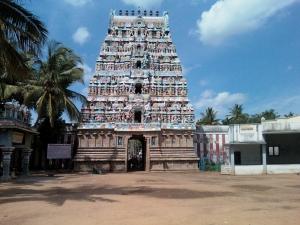 Tirunageshwaram Temple entrance