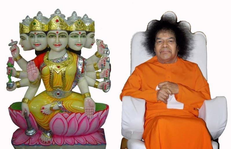 Gayatri Ma Sai Baba Jyotisha